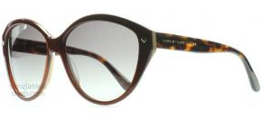 Marc by Marc Jacobs - Marc by Marc Jacobs 289 Solglasögon Brun Havana 7t9