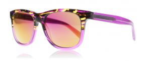 Marc by Marc Jacobs - Marc by Marc Jacobs 360NS Solglasögon Havana Rosa Crystal LKE