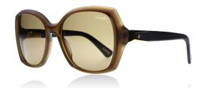 Lanvin - Lanvin SLN631 Brown 0T89 55 Solglasögon Brun 0T89 55mm