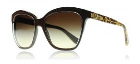 Dolce and Gabbana - Dolce and Gabbana 4251 Solglasögon Brown gold 291813